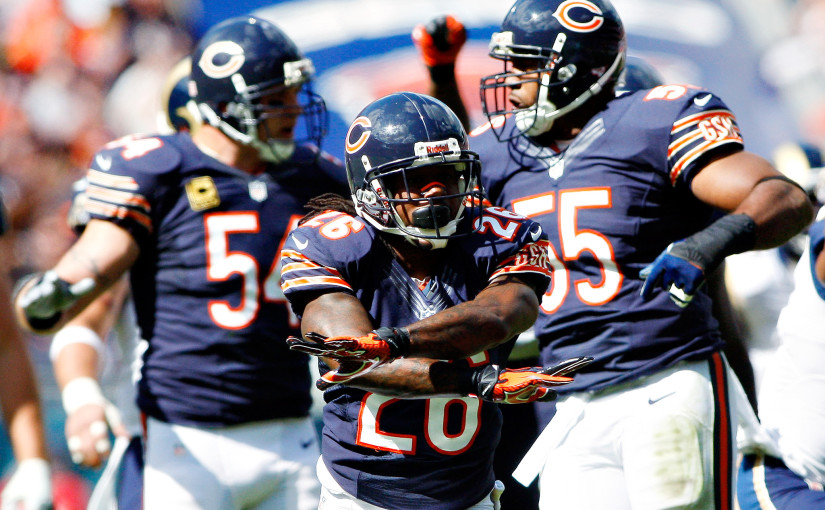 Why The Chicago Bears Represent Value