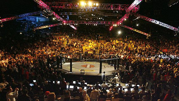 UFC/MMA: THE MOST EXCITING SPORT ON EARTH